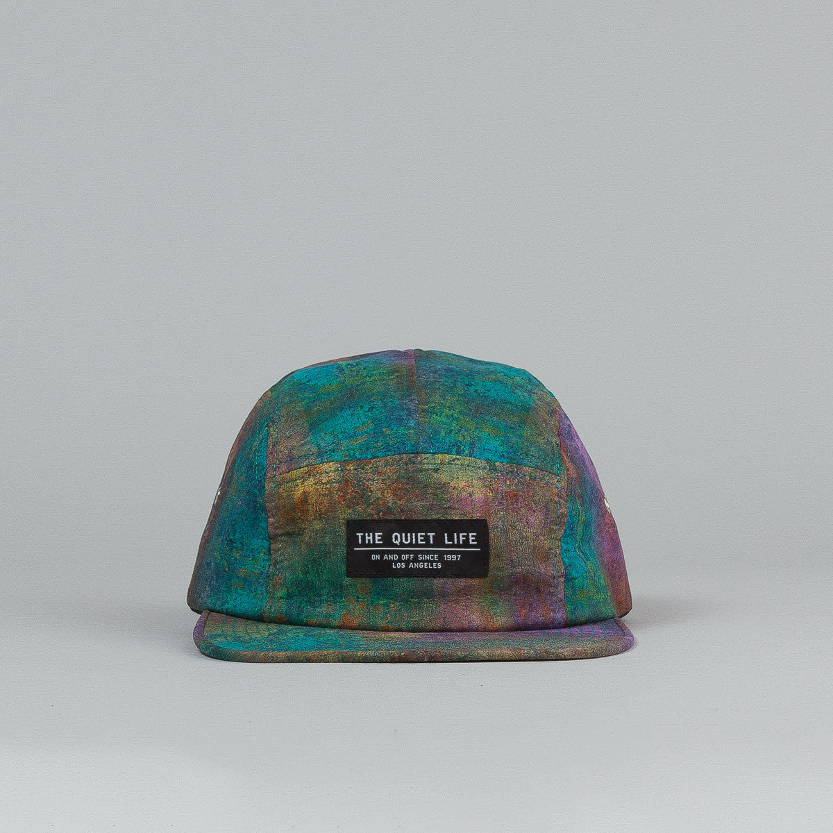 The Quiet Life Tamsyn 5 Panel Cap - All Over Print