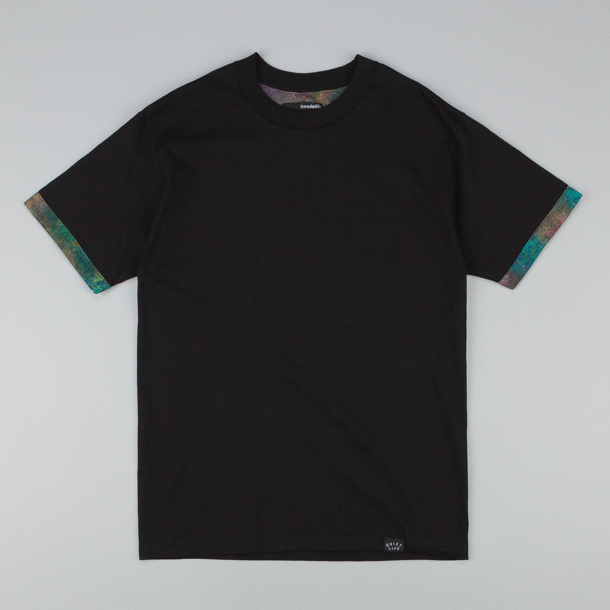 The Quiet Life Tamsyn Cuff T-Shirt - Black