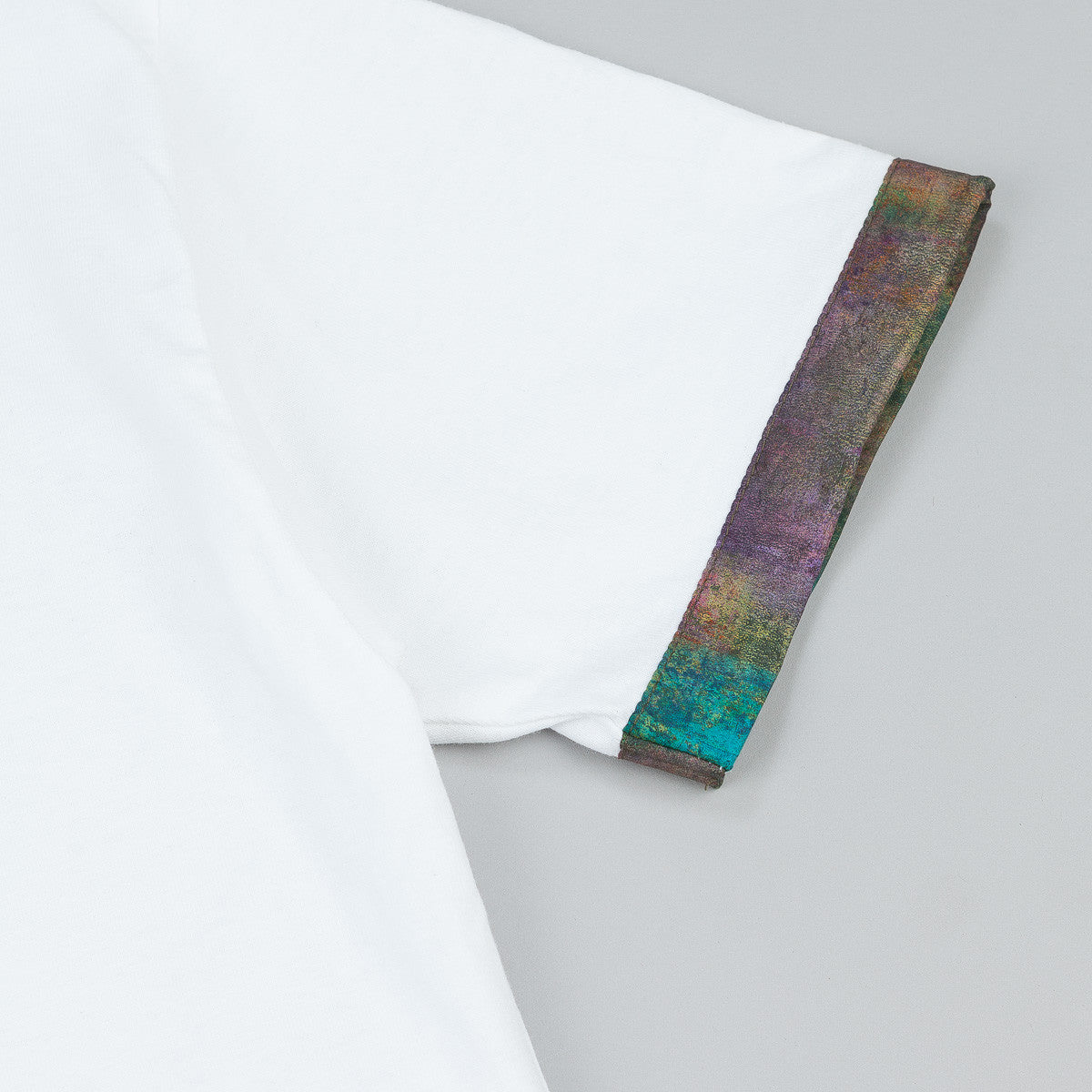 The Quiet Life Tamsyn Cuff T-Shirt - White