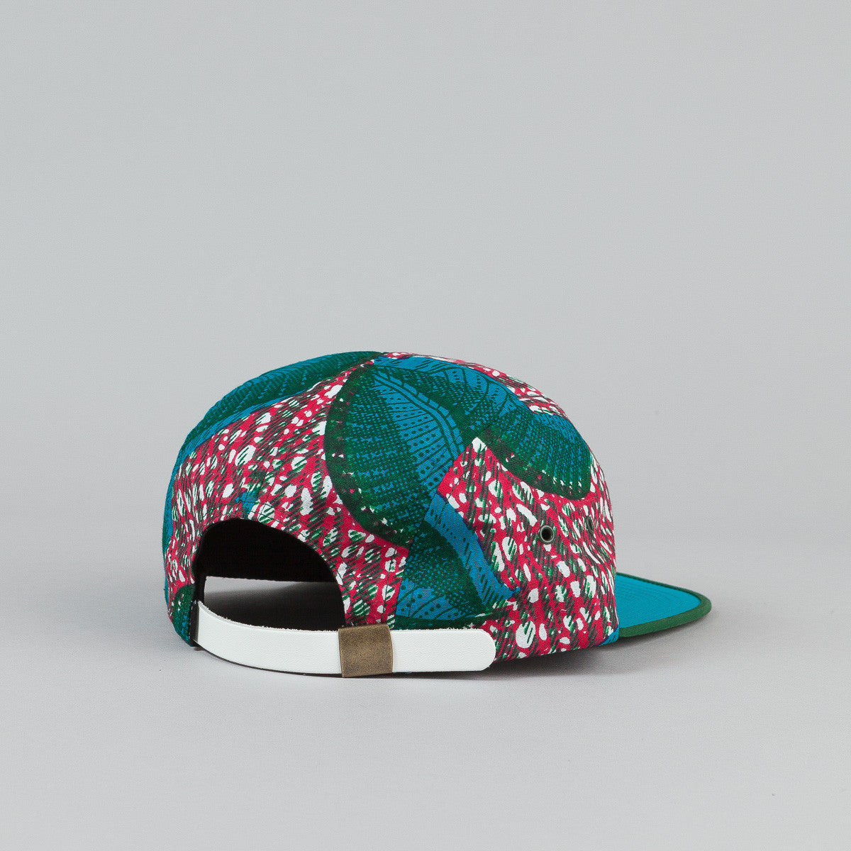 The Quiet Life Tropical 5 Panel Cap - Multi