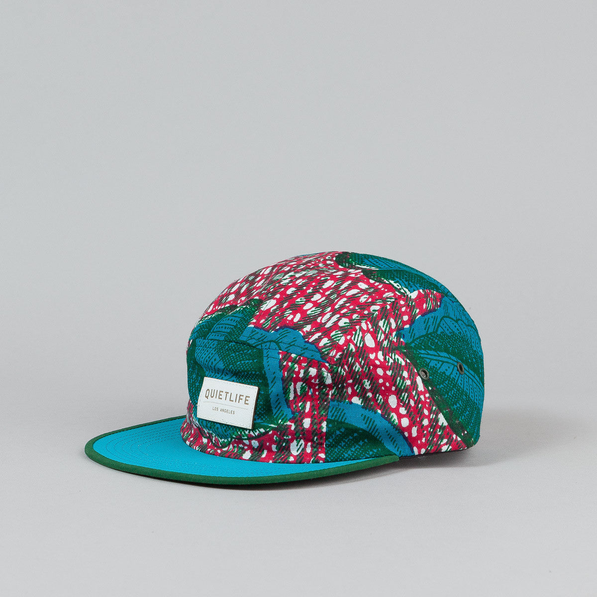 The Quiet Life Tropical 5 Panel Cap