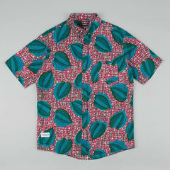 The Quiet Life Tropical Button Down Short Sleeve Shirt