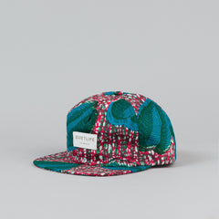 The Quiet Life Tropical Snapback Cap