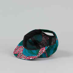 The Quiet Life Tropical Snapback Cap - Multi
