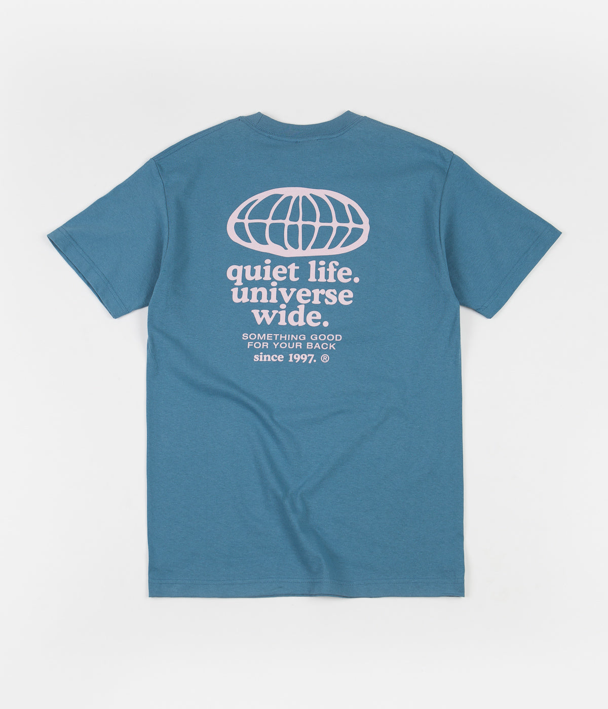 The Quiet Life Universe T-Shirt - Slate