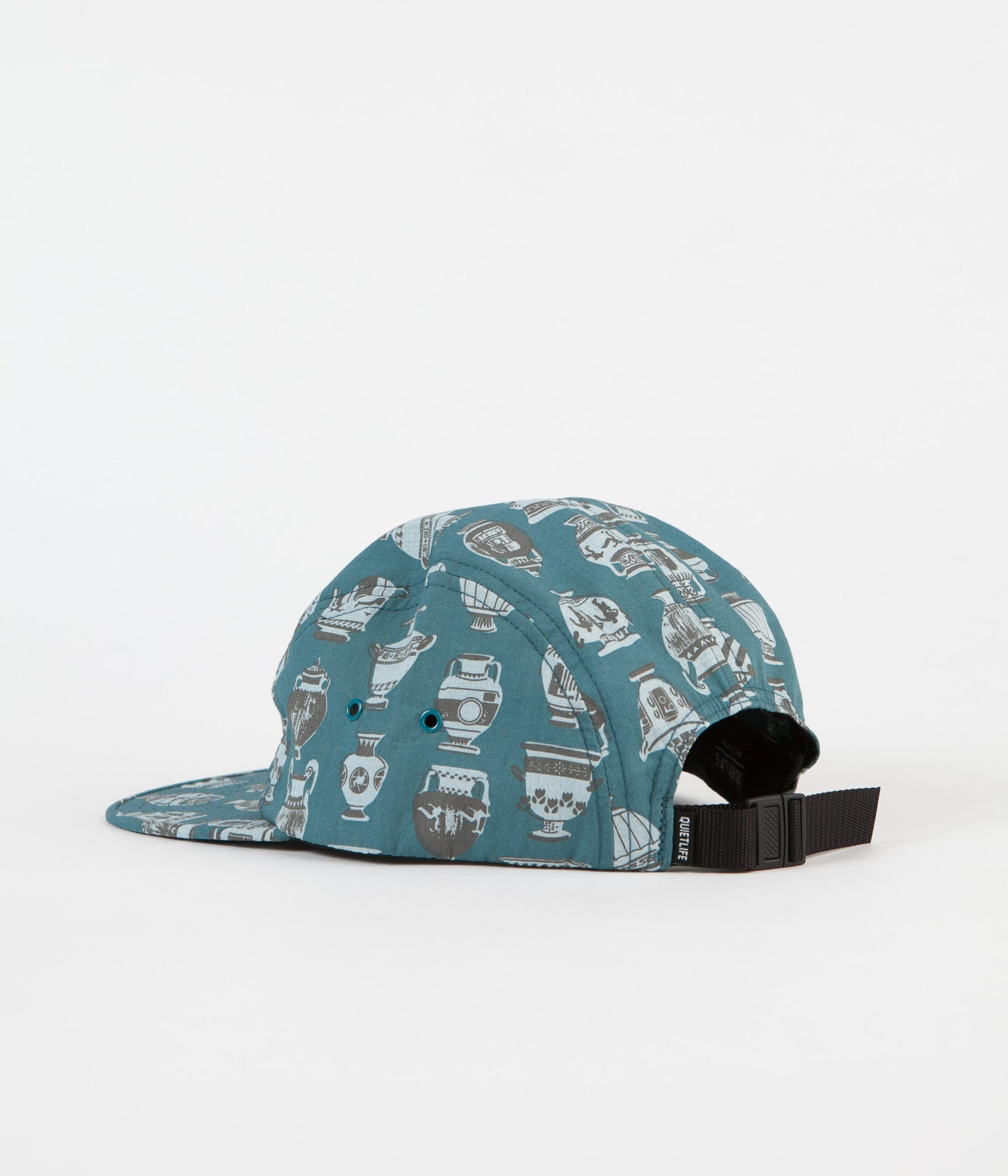 The Quiet Life Vase 5 Panel Cap - All Over