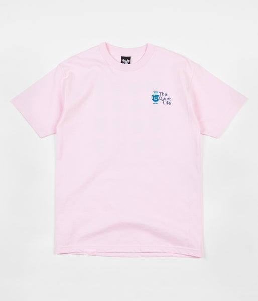 The Quiet Life Vase T-Shirt - Pink