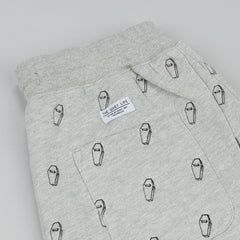 The Quiet Life VIP Embroidered Sweatpants - Heather Grey