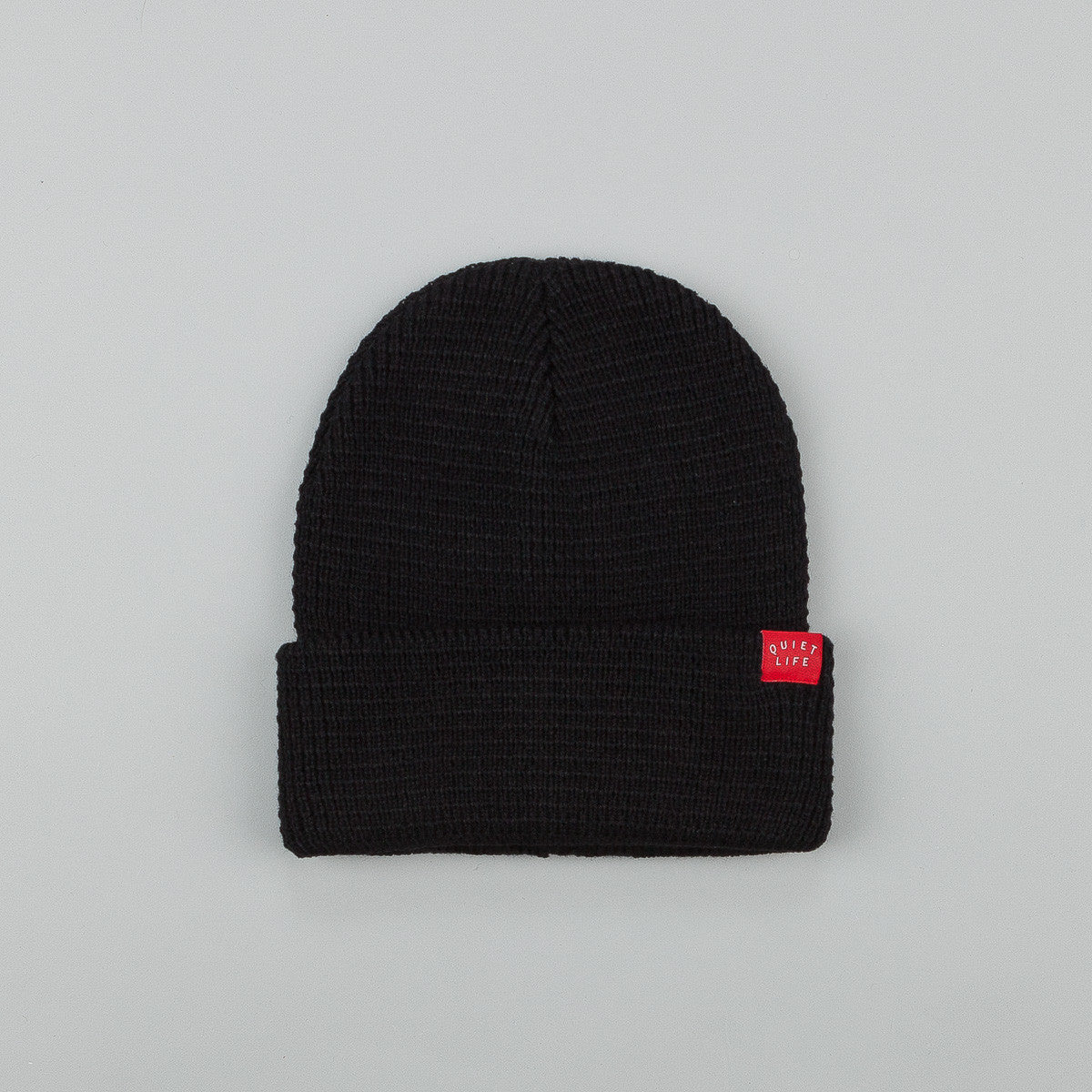 The Quiet Life Waffle Beanie - Blue