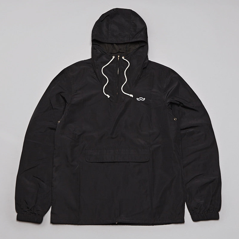 The Quiet Life Windy Jacket Black