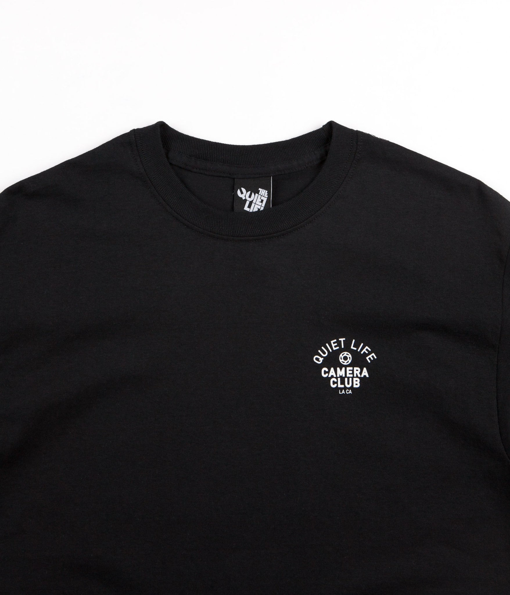 The Quiet Life Won't Stop Long Sleeve T-Shirt - Black