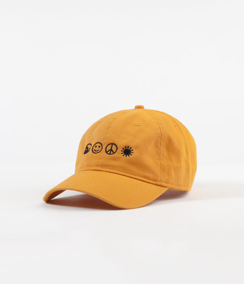 5e9d57029a908 The Quiet Life World Peace Dad Cap - Gold
