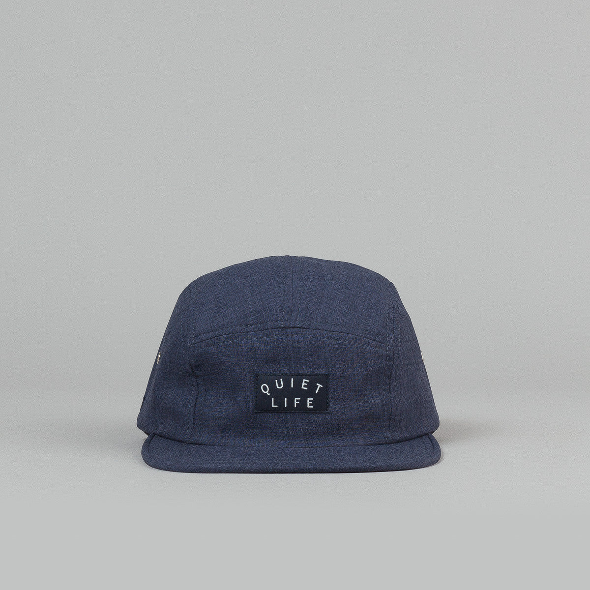 The Quiet Life Xanadu 5 Panel Cap - Navy