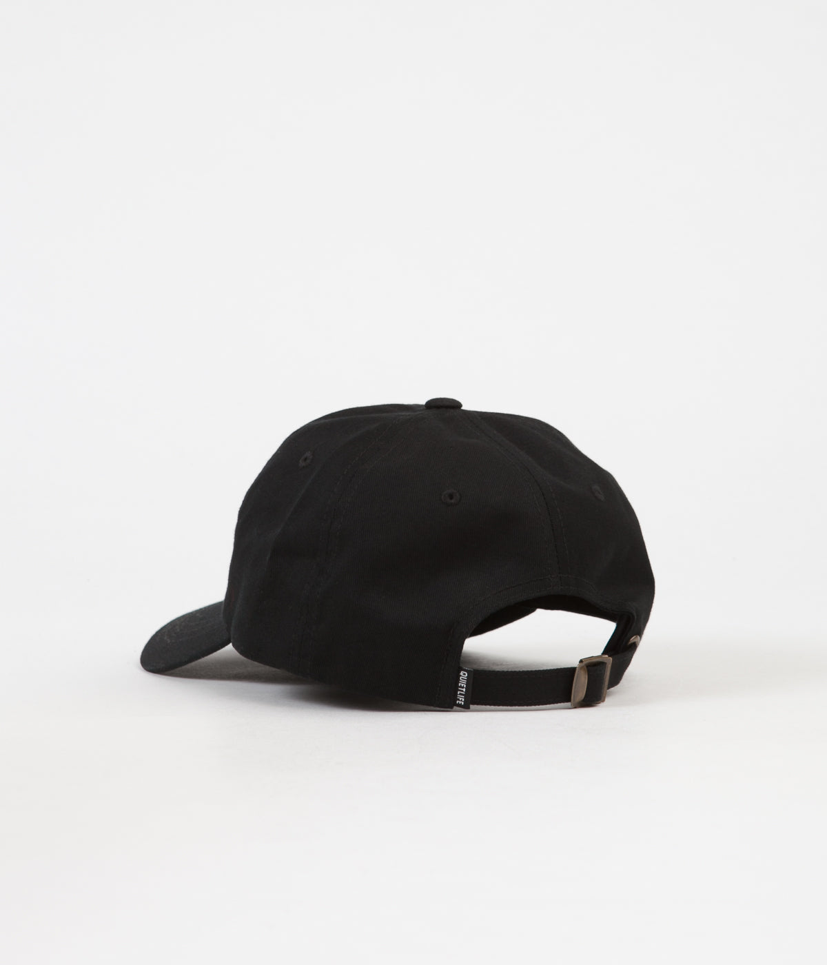 The Quiet Life Yin Yang Dad Cap - Black