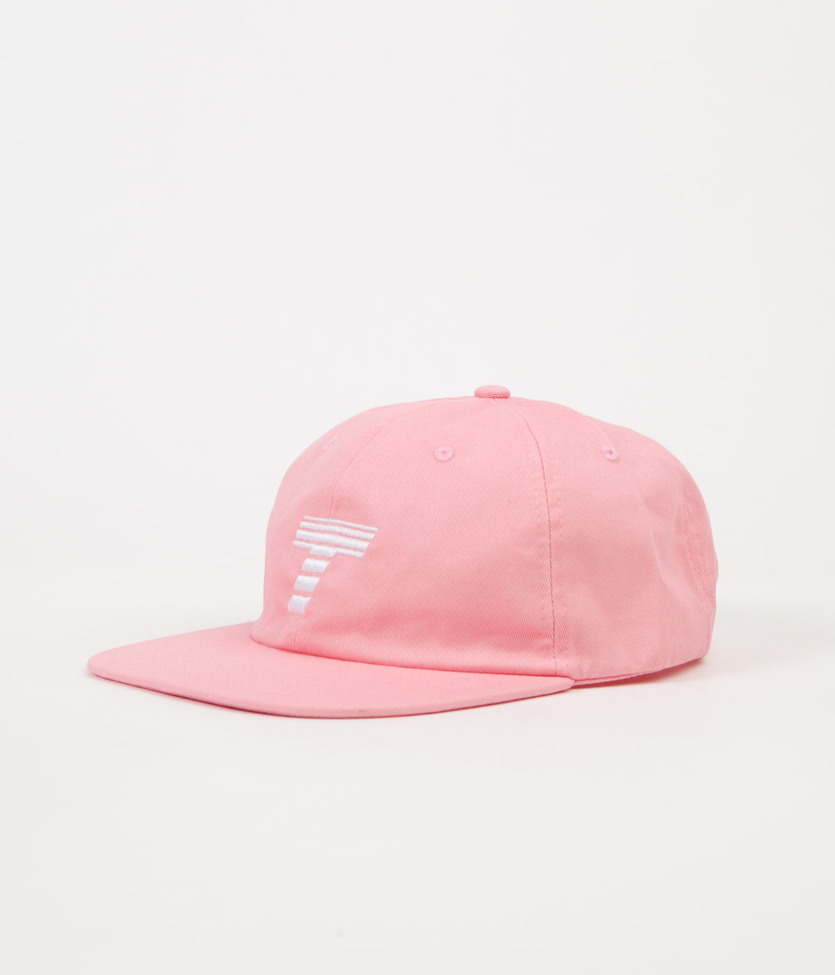 Theobalds Cap Co. Away Cap - Pink / White