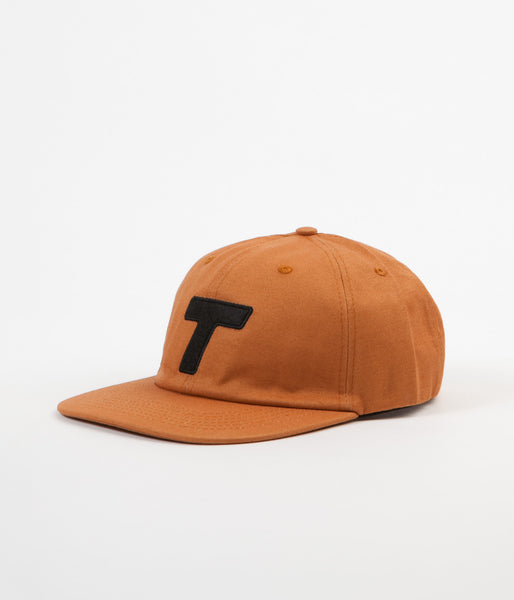 Theobalds Cap Co. Classic T Ball Cap - Camel Brown