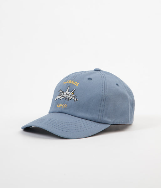Theobalds Cap Co. High Flyer Dad Cap - Naval Blue