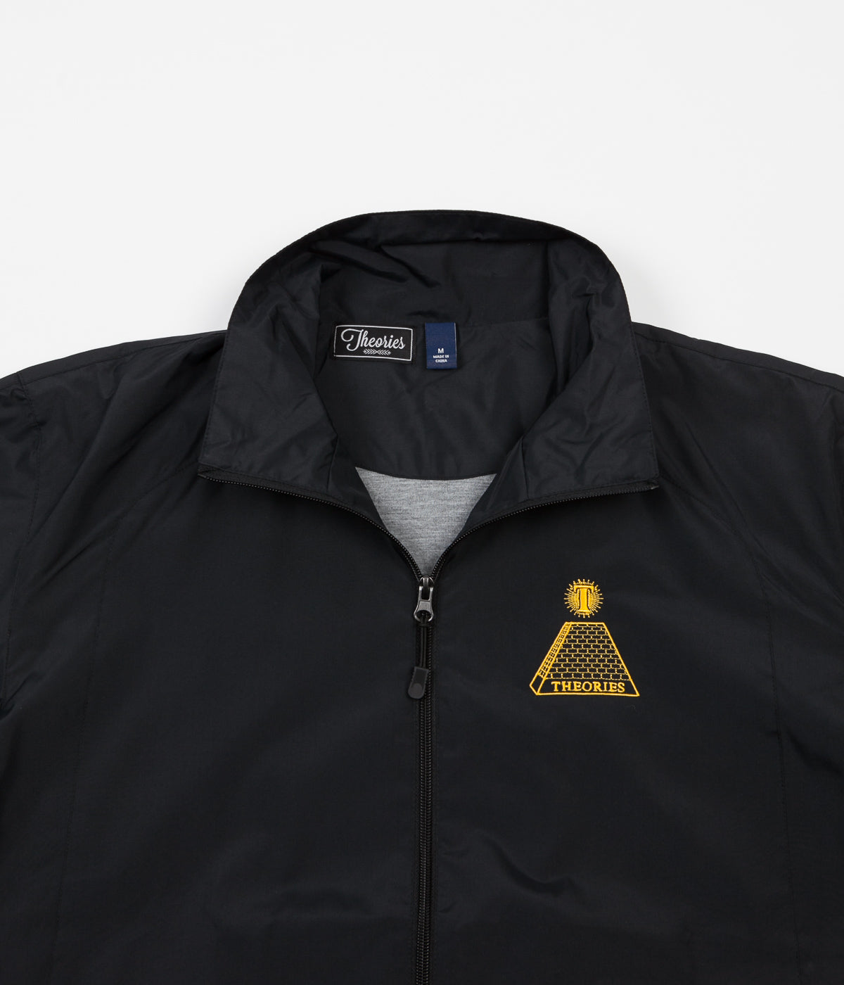 Theories of Atlantis Theoramid Jacket - Black / Gold