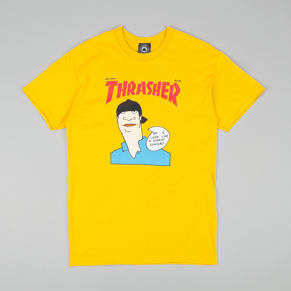 Thrasher Gonz Cover T-Shirt - Gold