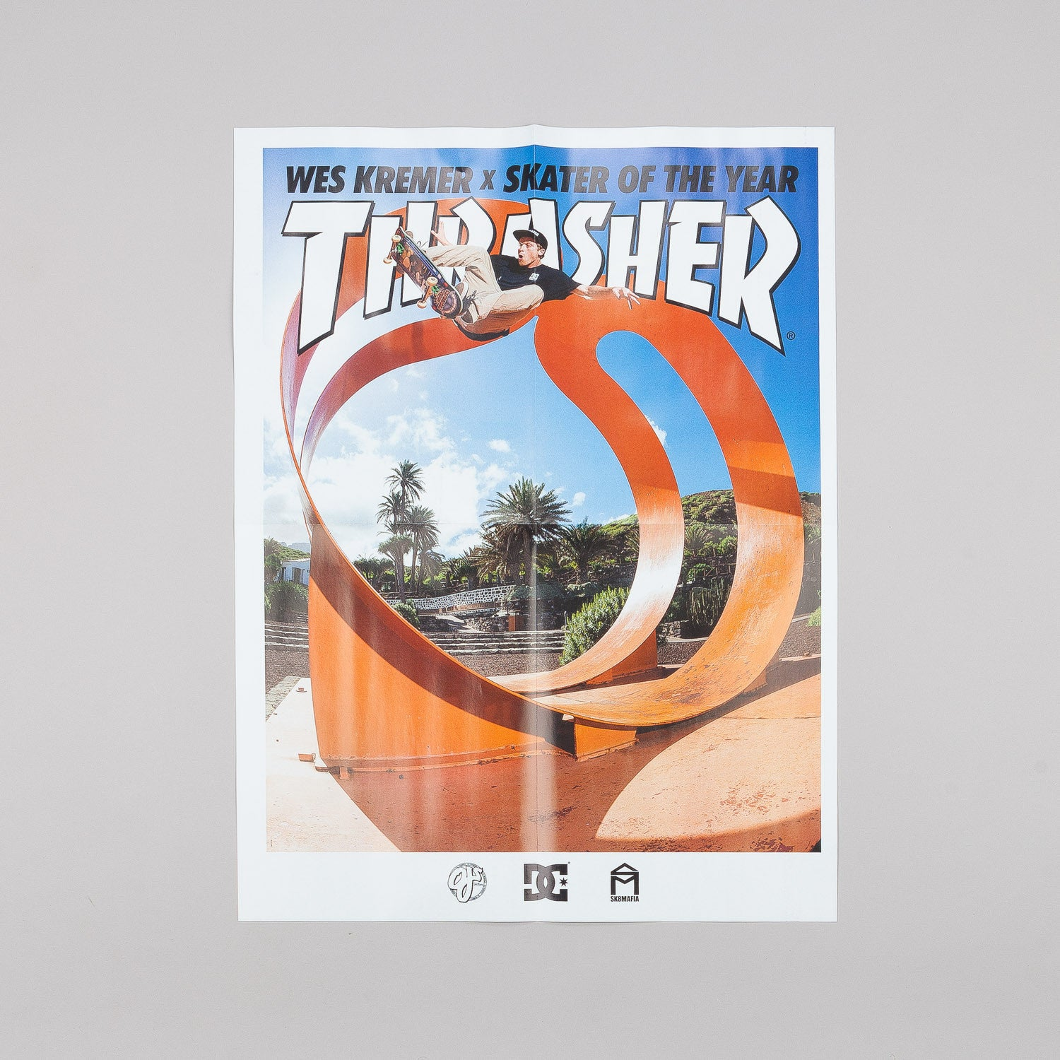 Thrasher Magazine - April 2015