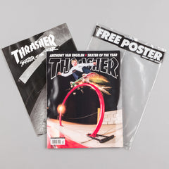 Thrasher Magazine - April 2016