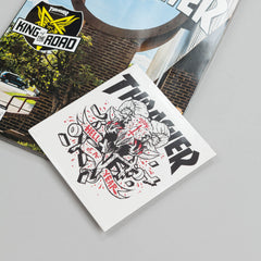 Thrasher Magazine - February 2015 w/ Hell of Year DVD