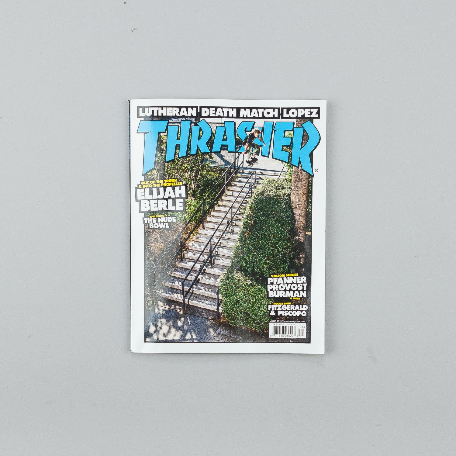 Thrasher Magazine