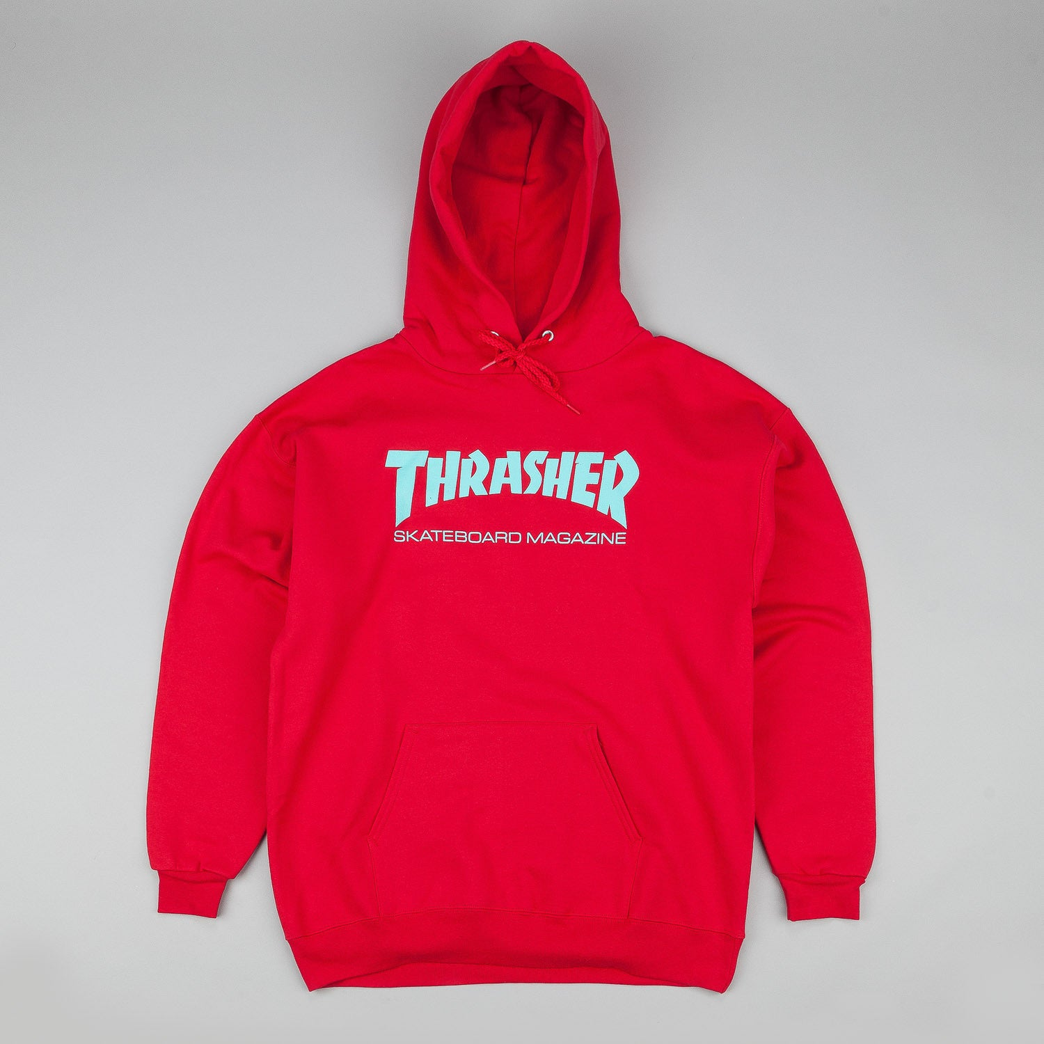 Thrasher Skate Mag Logo Hooded Sweatshirt