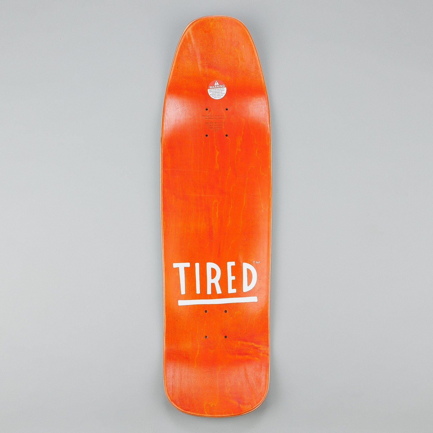 Tired Duck Deck 9""
