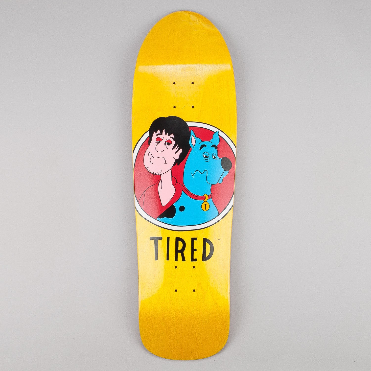 Tired Scrooby Deck 9.5""