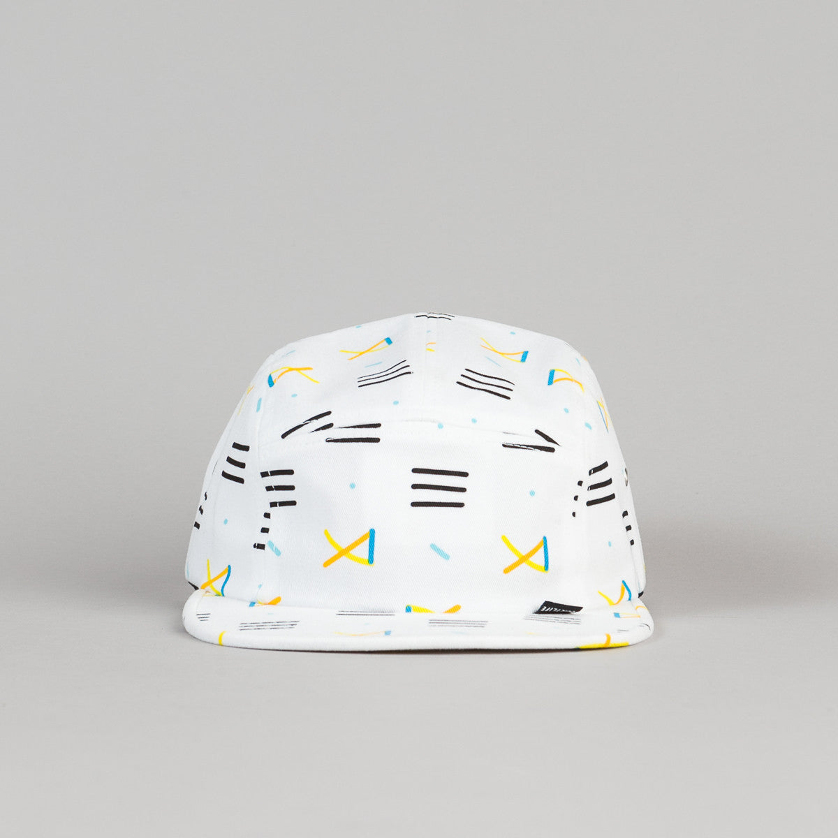 The Quiet Life Primary 5 Panel Cap