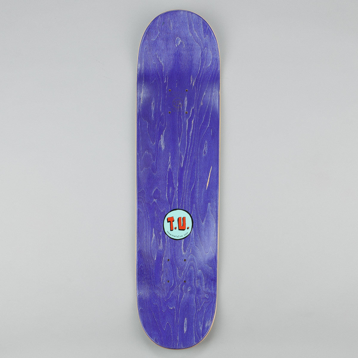 Transportation Unit Lazy Boy Deck - Teal 8.25""