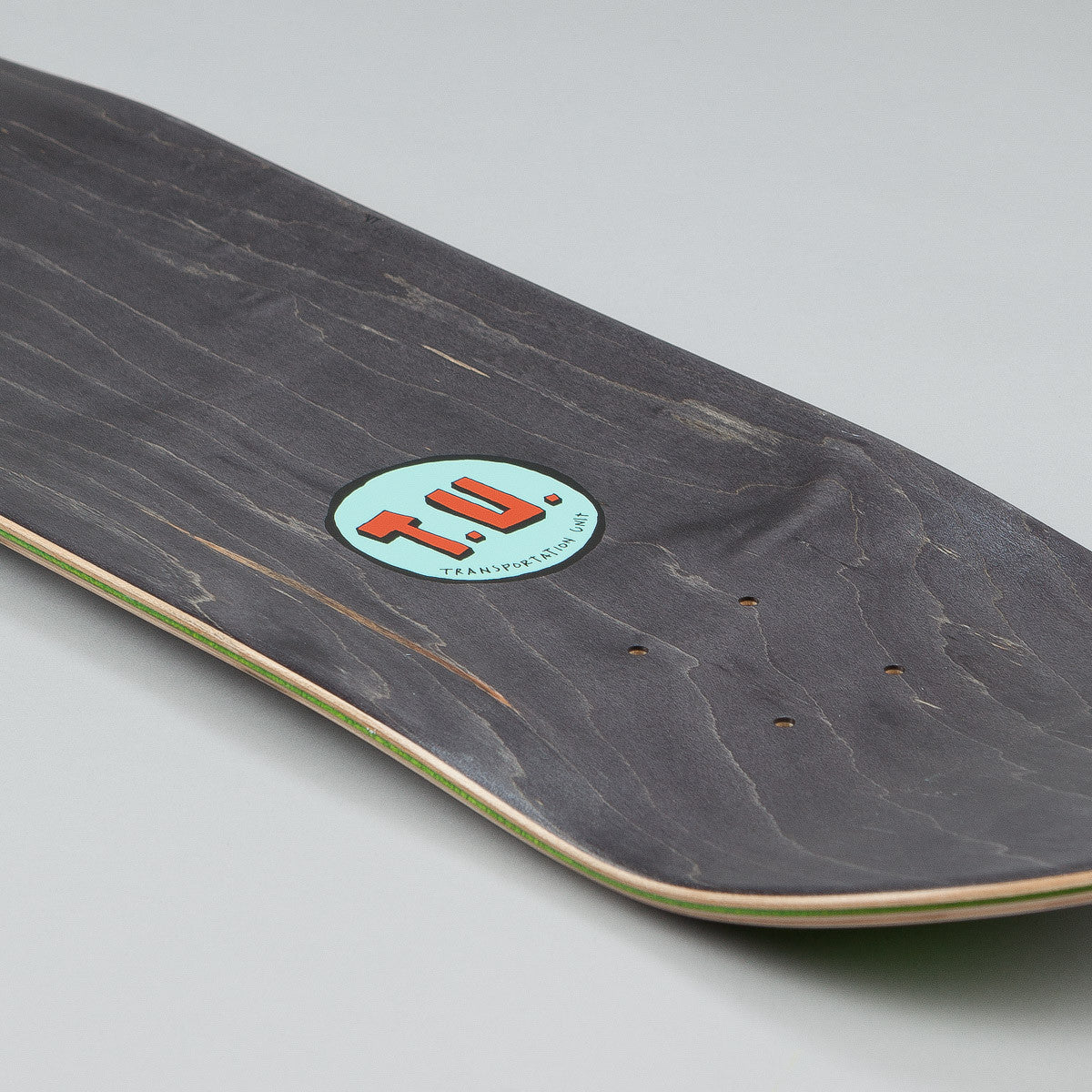 Transportation Unit Strip Deck - White 8.5""
