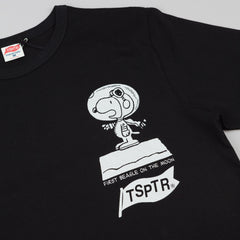 TSPTR Beagle Has Landed T-Shirt - Black