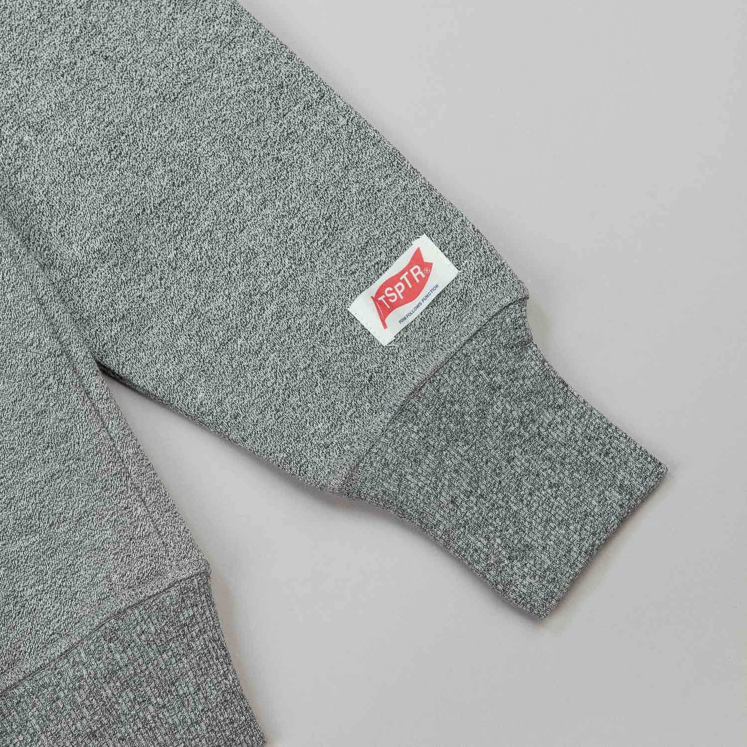 TSPTR Buddies Crew Neck Sweatshirt - Grey Marl