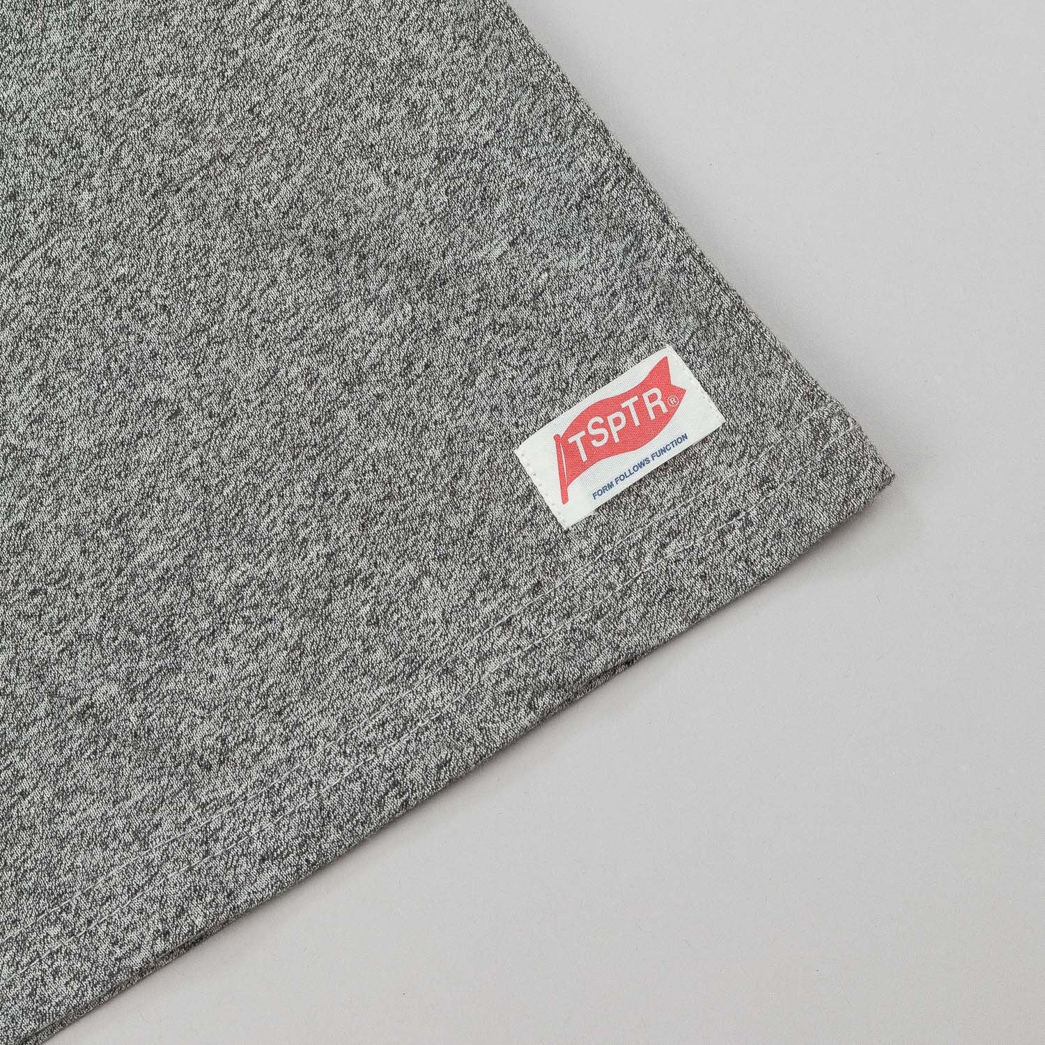 TSPTR Buddies T-Shirt - Grey Marl