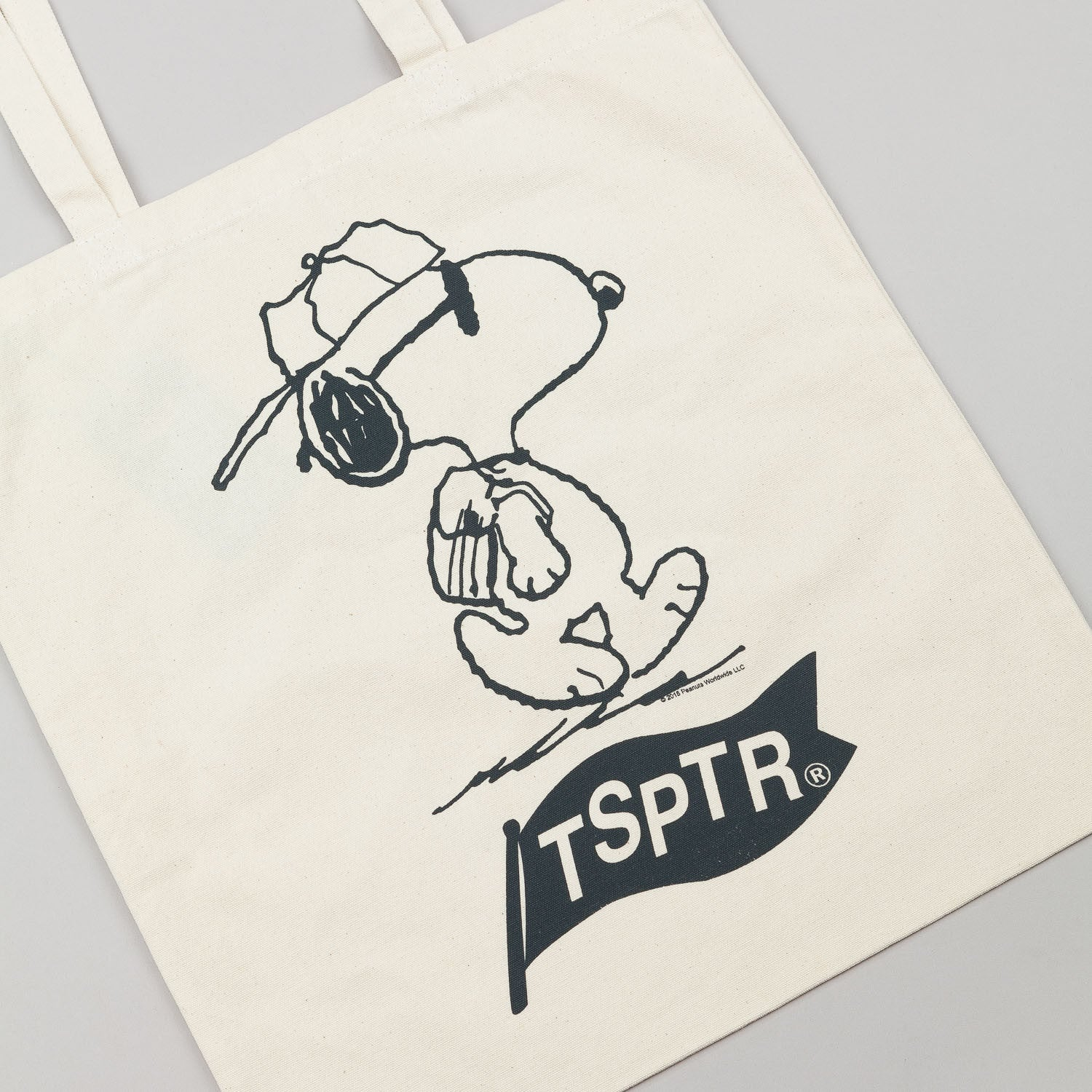 TSPTR Joe Cool Tote Bag - Antique White