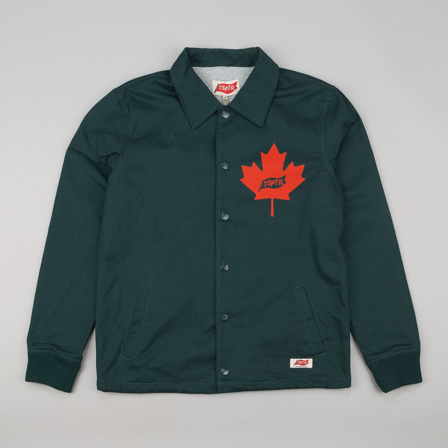 TSPTR Maple Leaf Jacket