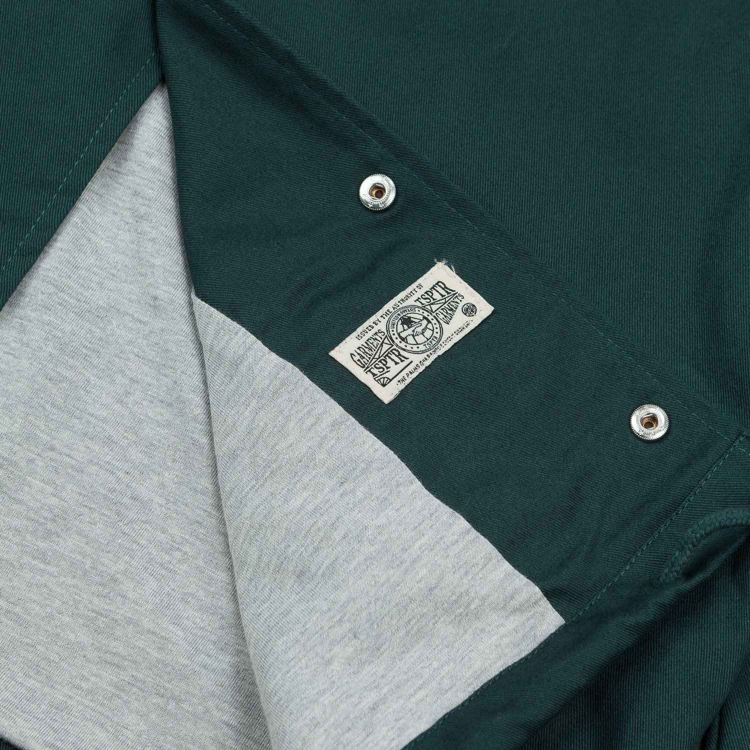 TSPTR Maple Leaf Jacket - Green