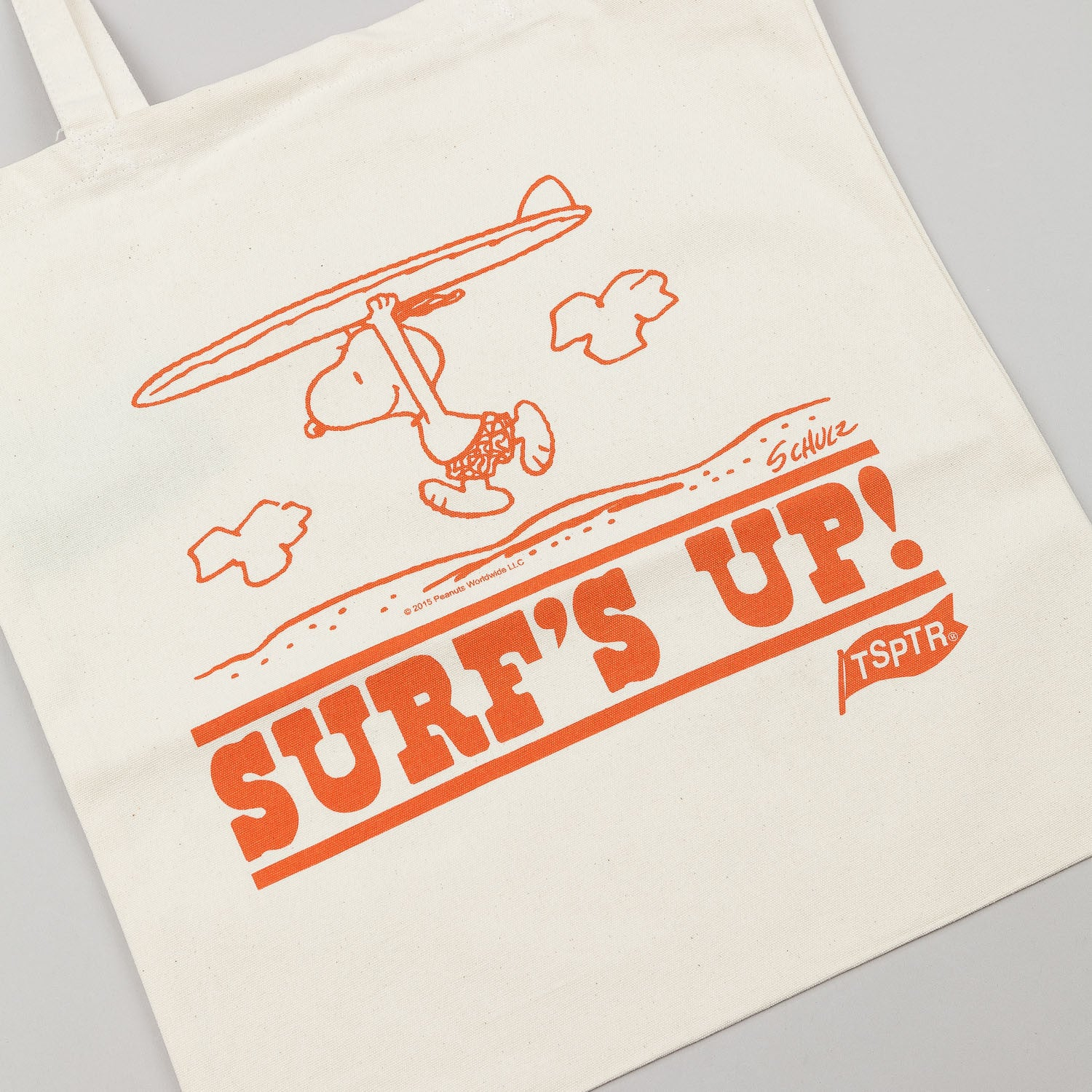 TSPTR Surf's Up Tote Bag - Antique White