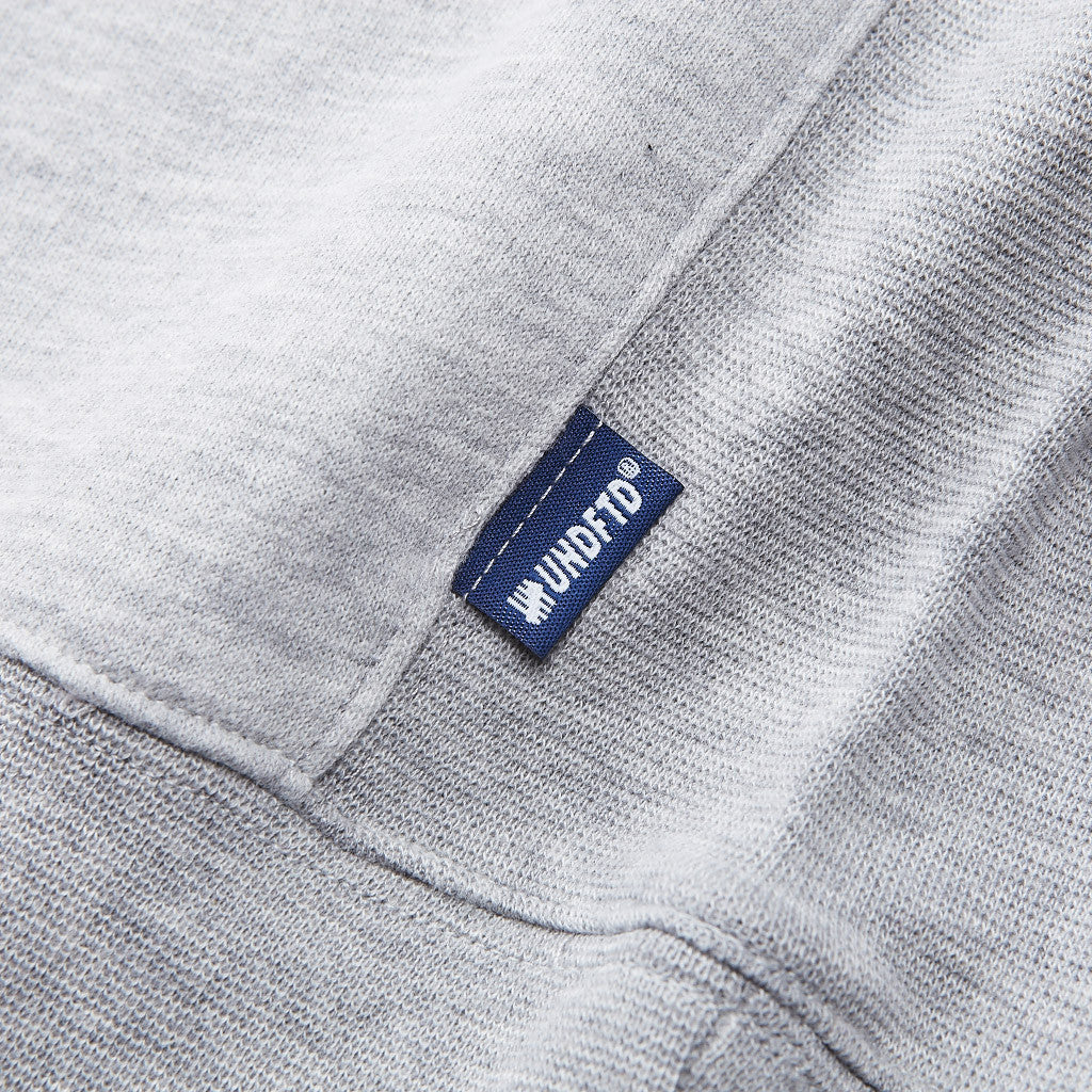 Undefeated Bad Sports Crew Sweatshirt Grey Heather