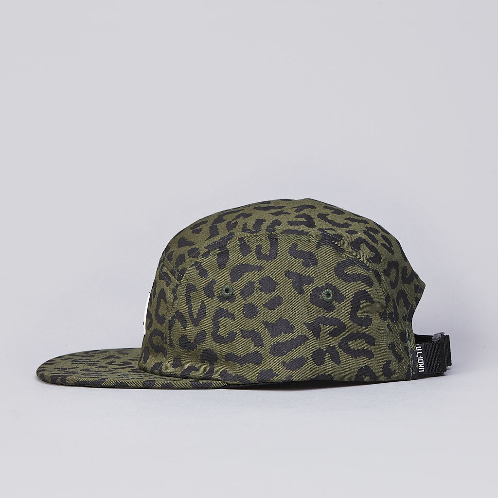 Undefeated Combat Camp Cap Olive Camo