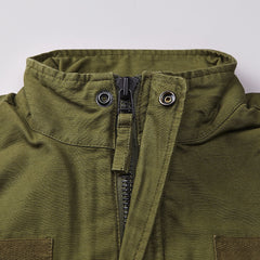 Undefeated Combat M65 Jacket Olive