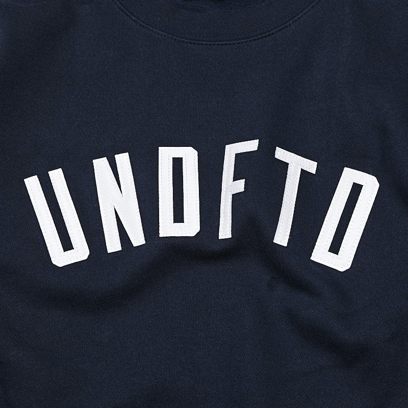 Undefeated ARC Sweatshirt Navy