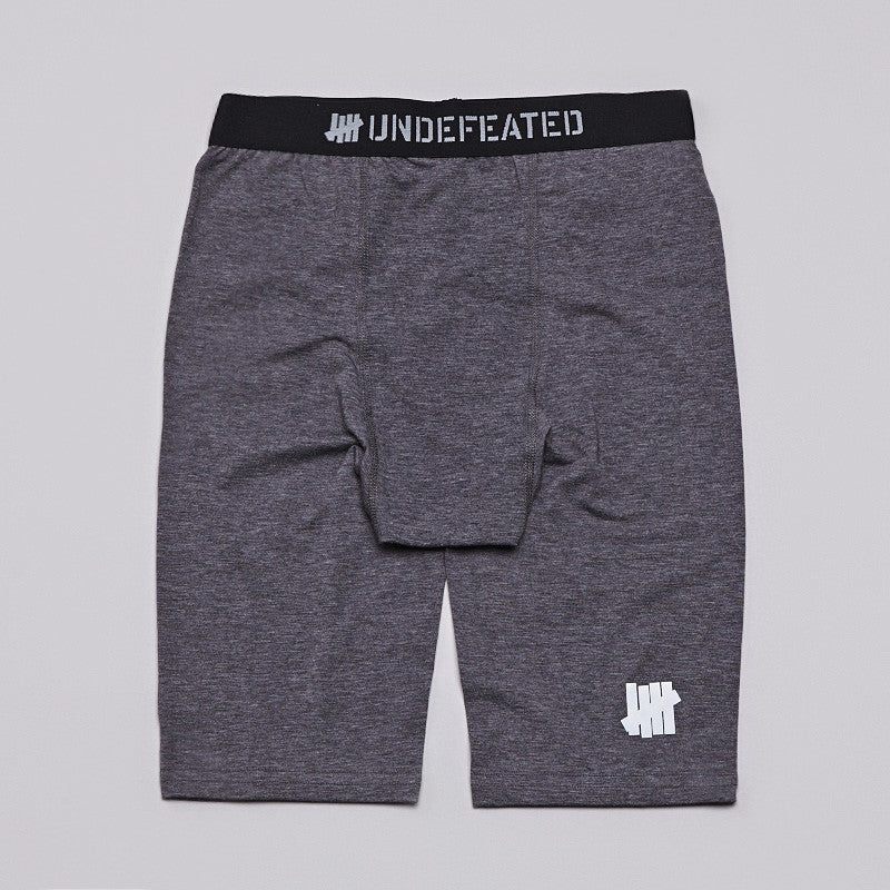 Undefeated Technical Under Shorts Dark Heather