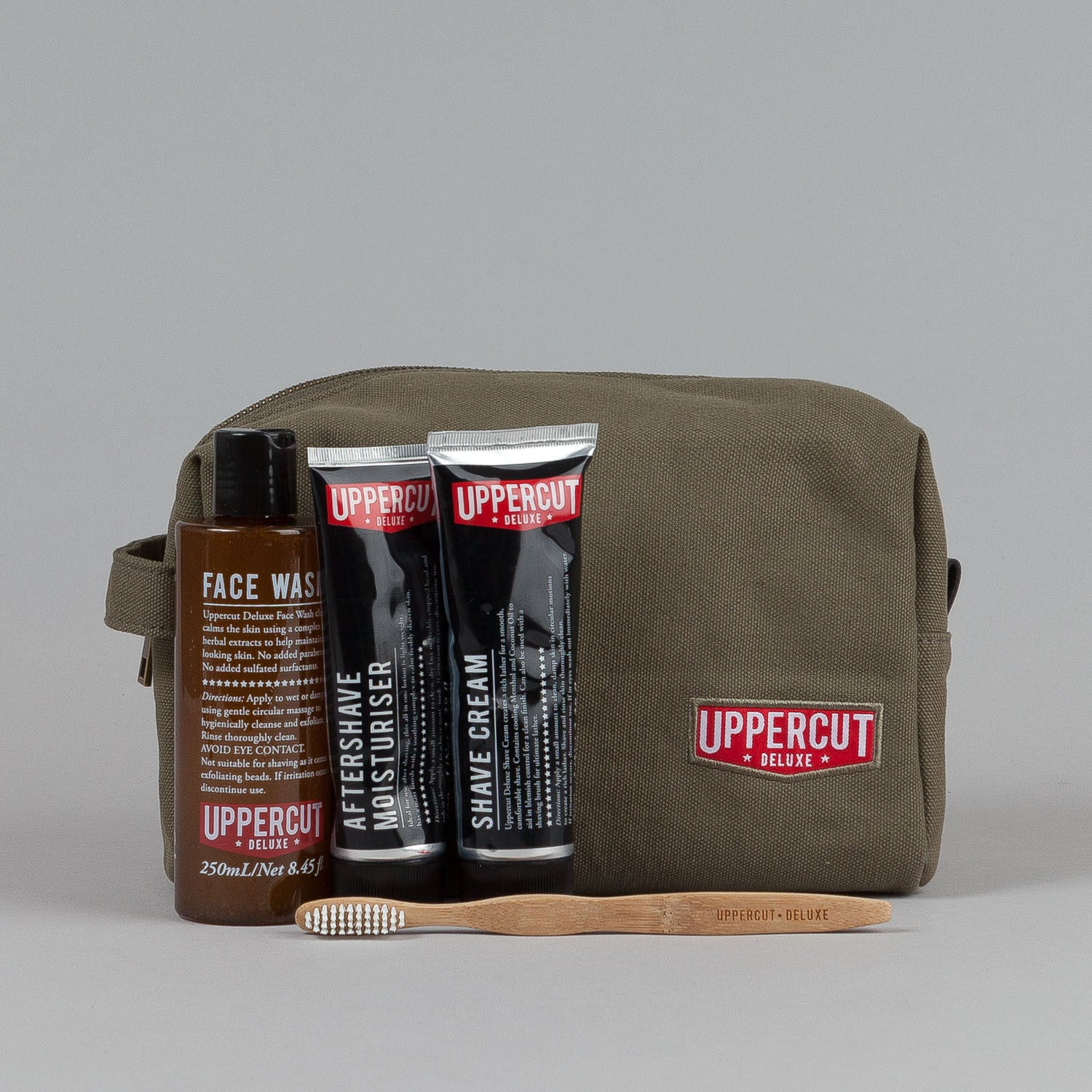 Uppercut Deluxe Filled Wash Bag