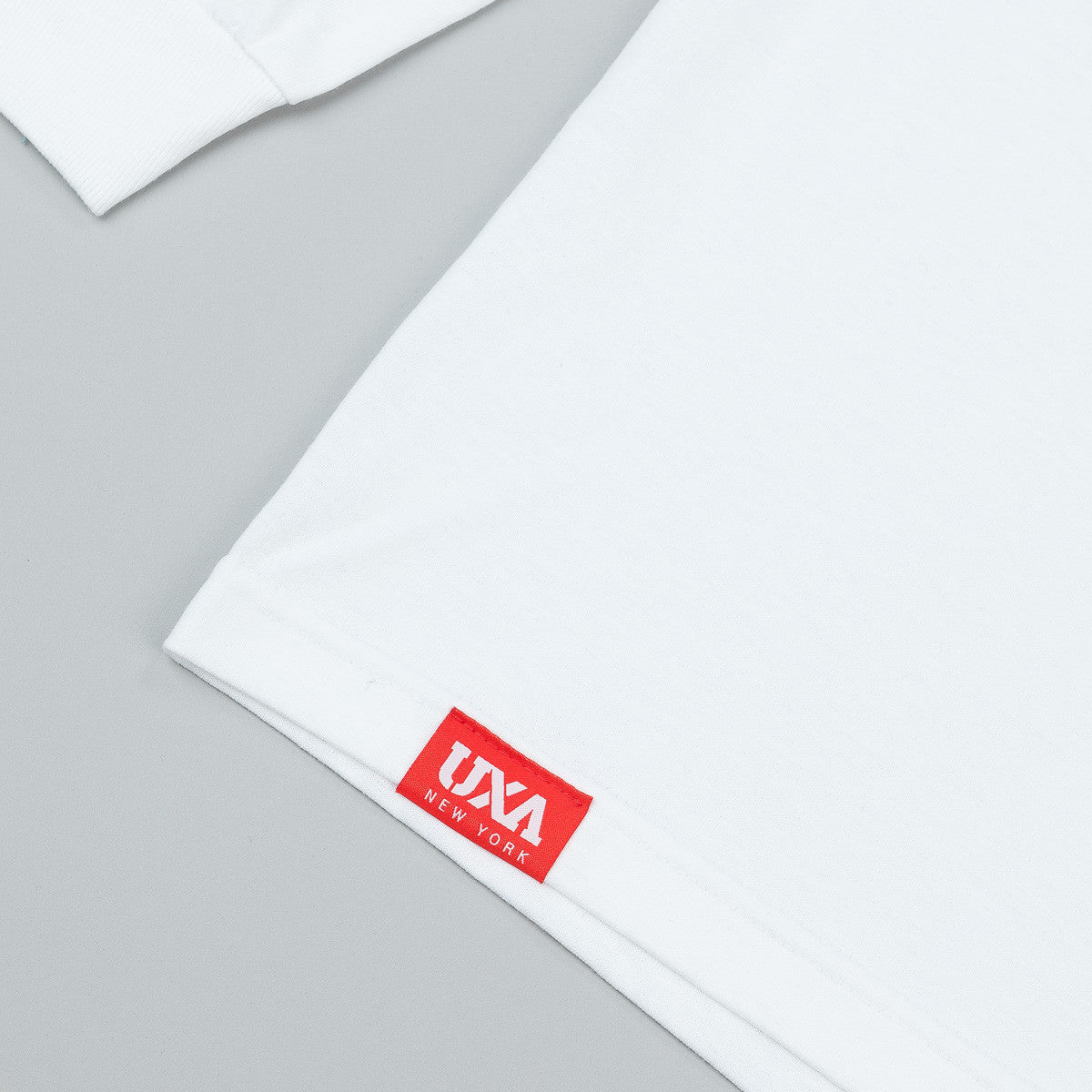 UXA Clipper Long Sleeve T-Shirt - White