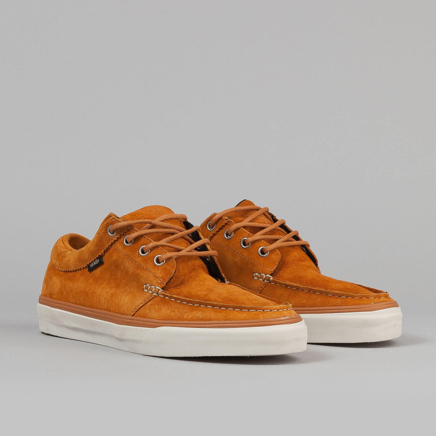 Vans 106 Moc CA Shoes - Sudan Brown