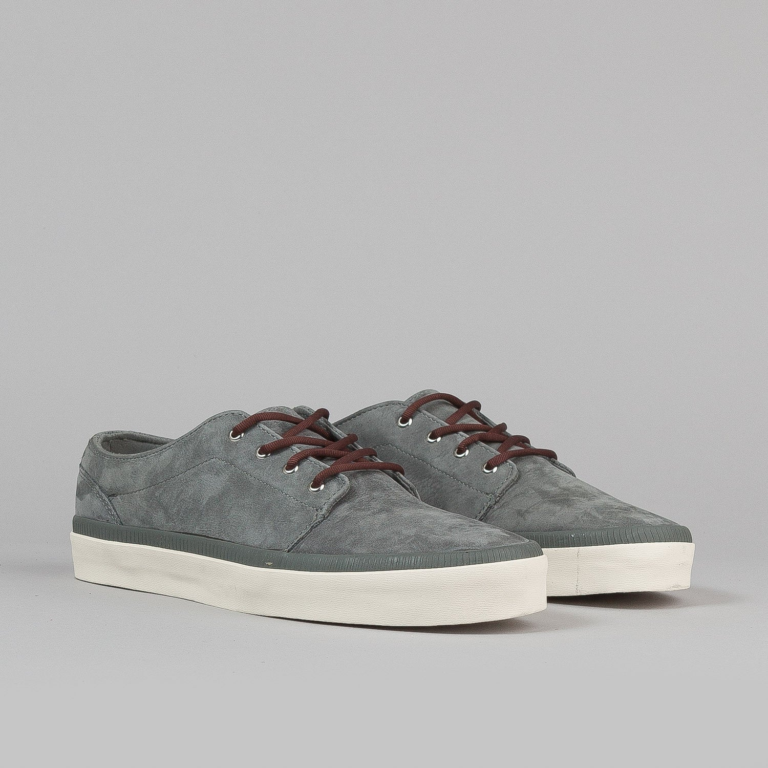 Vans 106 Vulc CA Shoes - (Summer Buck) Castor Grey