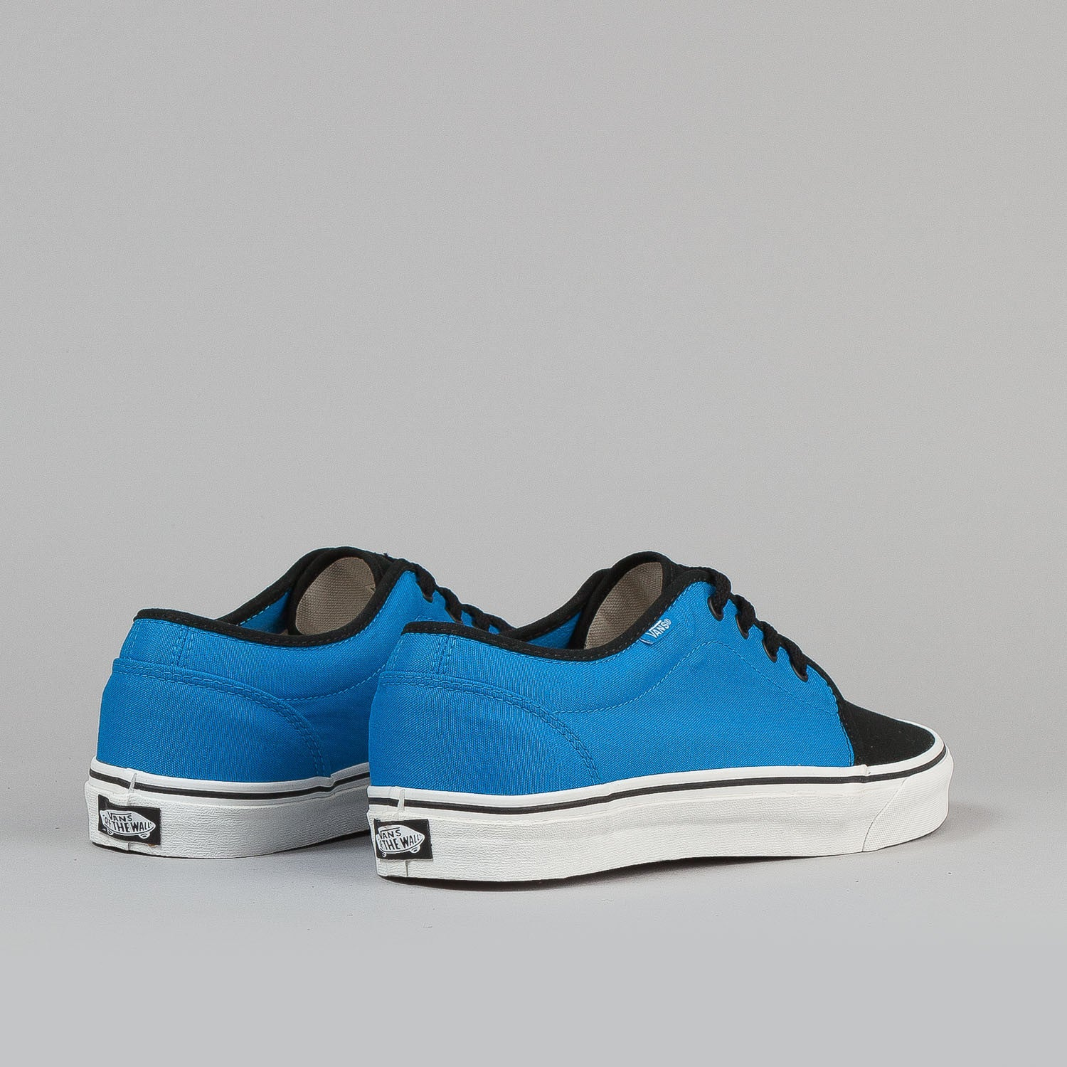 Vans 106 Vulc Shoes - Brilliant Blue / Black